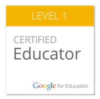 Google Level 1 Bootcamp